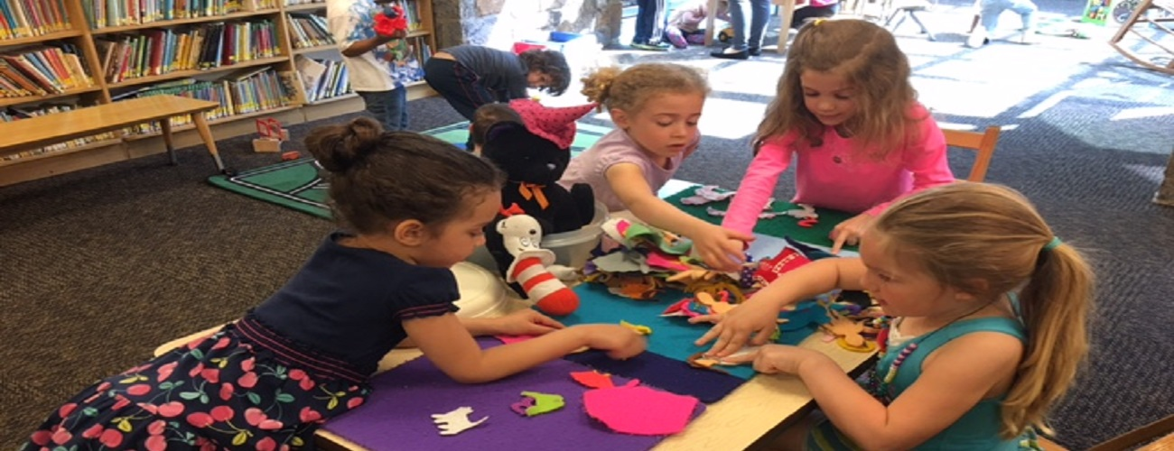 We provide year-round quality childcare programs in a caring and nurturing setting.